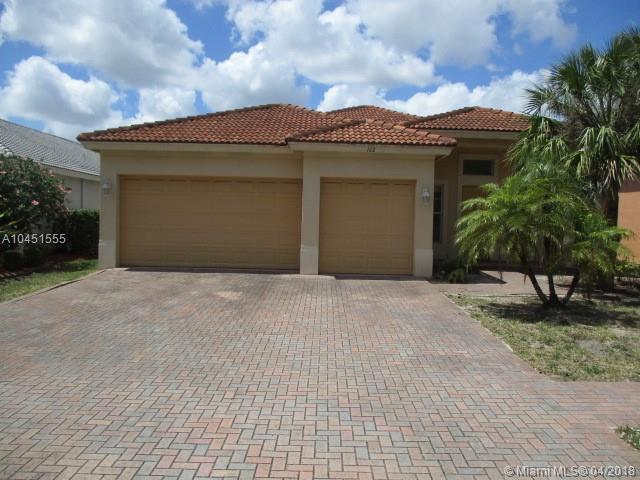 162 Bellezza Ter, Royal Palm Beach, FL 33411 (MLS #A10451555) :: Hergenrother Realty Group Miami