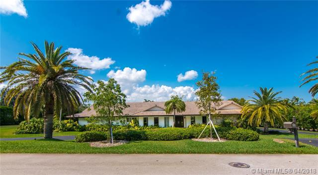 5925 SW 117th St, Coral Gables, FL 33156 (MLS #A10451833) :: Green Realty Properties