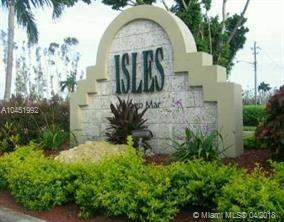 437 Vista Isles Dr #2212, Sunrise, FL 33325 (MLS #A10451992) :: Hergenrother Realty Group Miami
