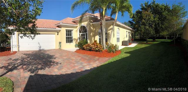 10791 Wharton, Palm Beach Gardens, FL 33412 (MLS #A10452370) :: The Pearl Realty Group