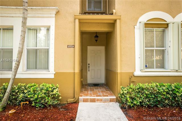 15524 SW 39th St #290, Miramar, FL 33027 (MLS #A10452582) :: Green Realty Properties