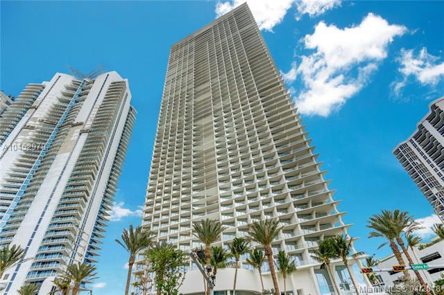16901 Collins Ave #603, Sunny Isles Beach, FL 33160 (MLS #A10452978) :: Green Realty Properties