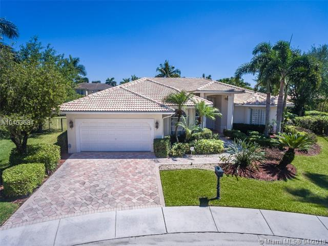 2530 Eagle Run Ct, Weston, FL 33327 (MLS #A10453684) :: The Teri Arbogast Team at Keller Williams Partners SW
