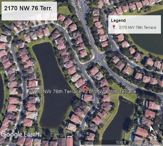 2170 NW 76th Ter, Pembroke Pines, FL 33024 (MLS #A10453774) :: Hergenrother Realty Group Miami