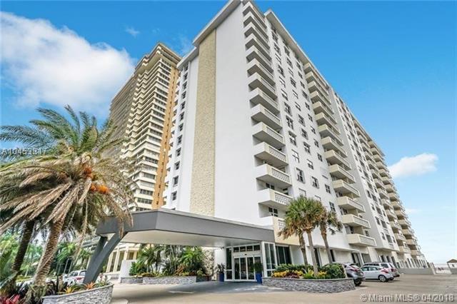 4250 Galt Ocean Dr 12J, Fort Lauderdale, FL 33308 (MLS #A10453817) :: Stanley Rosen Group
