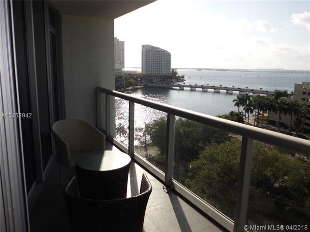 495 Brickell #1009, Miami, FL 33131 (MLS #A10453942) :: Stanley Rosen Group