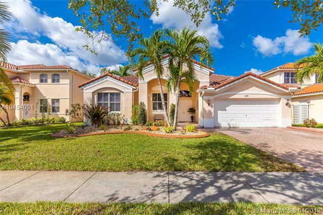 3648 SW 163rd Ave, Miramar, FL 33027 (MLS #A10454001) :: Stanley Rosen Group