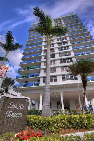 3725 S Ocean Dr #1123, Hollywood, FL 33019 (MLS #A10454255) :: The Riley Smith Group