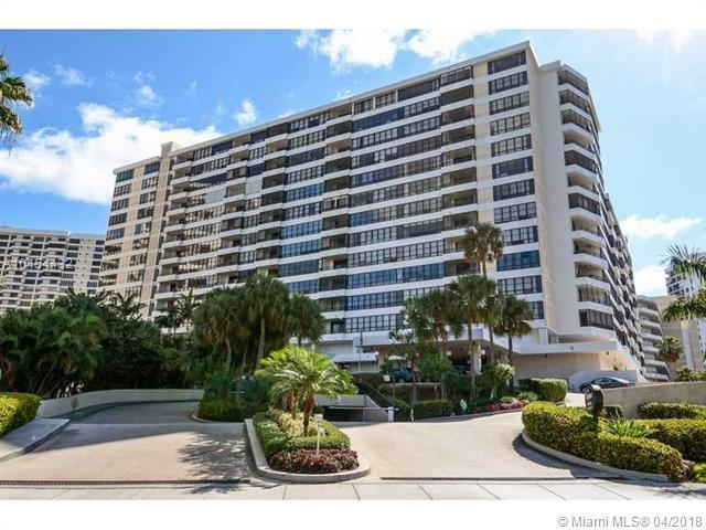 600 Three Islands Bl #922, Hallandale, FL 33009 (MLS #A10454432) :: Hergenrother Realty Group Miami