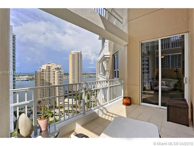 701 Brickell Key Blvd Ph-07, Miami, FL 33131 (MLS #A10454452) :: The Riley Smith Group