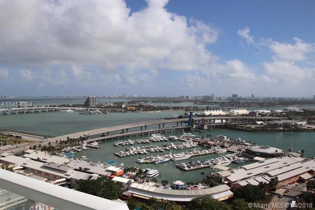 244 Biscayne Blvd #2703, Miami, FL 33132 (MLS #A10454884) :: Hergenrother Realty Group Miami