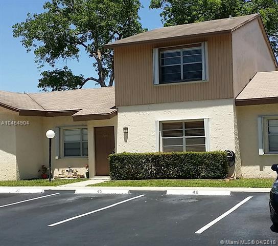 7549 W Sunrise Blvd #7549, Plantation, FL 33313 (MLS #A10454904) :: Stanley Rosen Group