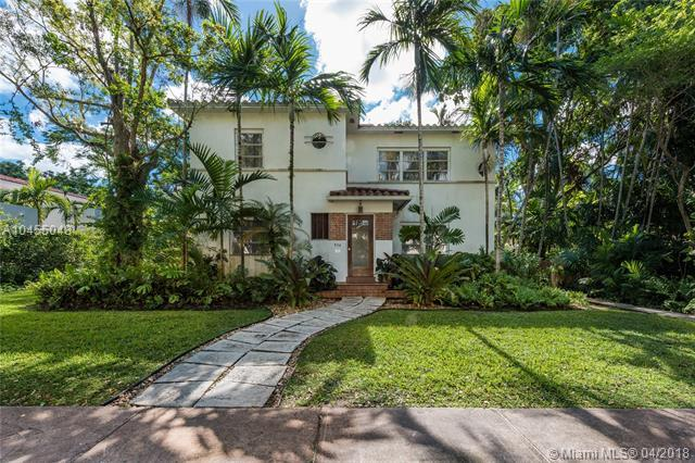 934 Palermo Ave, Coral Gables, FL 33134 (MLS #A10455048) :: Hergenrother Realty Group Miami