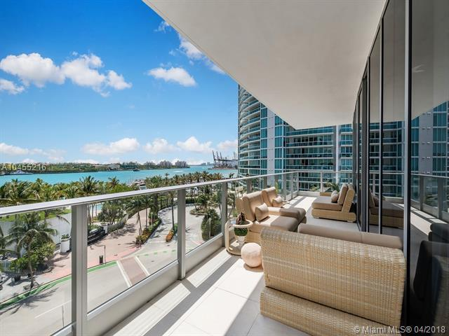 801 S Pointe Dr #501, Miami Beach, FL 33139 (MLS #A10455216) :: Hergenrother Realty Group Miami