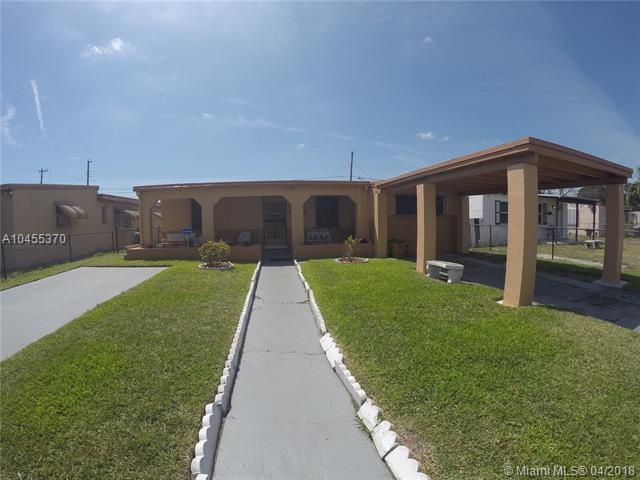 2230 Rutland St, Opa-Locka, FL 33054 (MLS #A10455370) :: Hergenrother Realty Group Miami