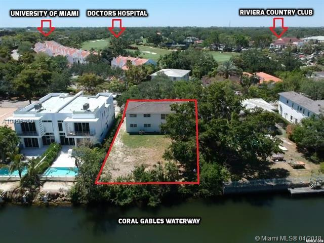 4851 University St, Coral Gables, FL 33146 (MLS #A10455400) :: Hergenrother Realty Group Miami