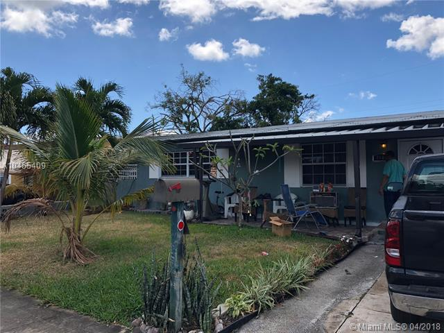 860 NW 84th St, Miami, FL 33150 (MLS #A10455409) :: Hergenrother Realty Group Miami