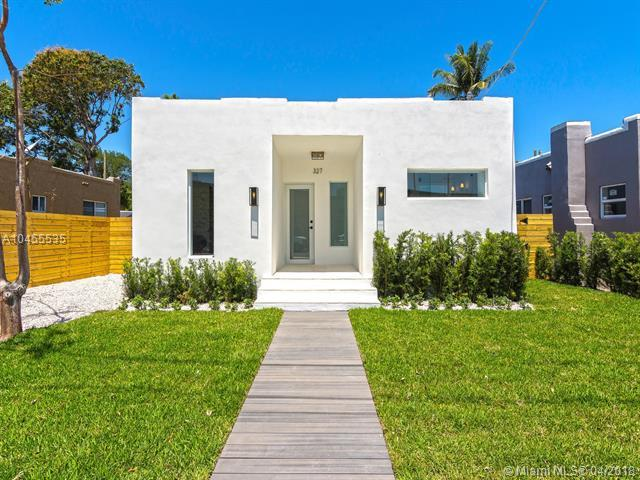 327 NW 39th St, Miami, FL 33127 (MLS #A10455535) :: Hergenrother Realty Group Miami