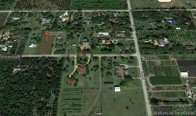 15835 SW 242 ST, Homestead, FL 33031 (MLS #A10455569) :: Stanley Rosen Group