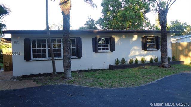 823 SW 28th St, Fort Lauderdale, FL 33315 (MLS #A10455634) :: Stanley Rosen Group