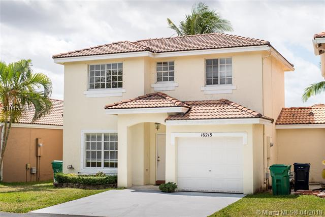 16218 SW 100th Ter -, Miami, FL 33196 (MLS #A10455694) :: The Riley Smith Group