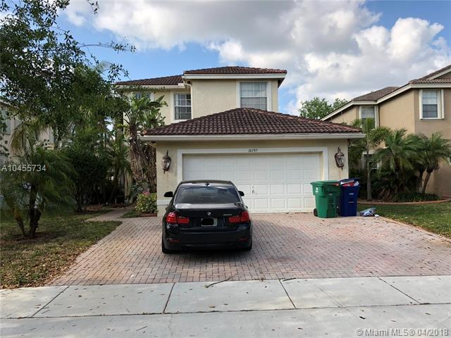 16197 SW 29th St, Miramar, FL 33027 (MLS #A10455734) :: Stanley Rosen Group