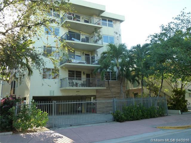 220 Washington Ave 2C, Miami Beach, FL 33139 (MLS #A10455961) :: Stanley Rosen Group