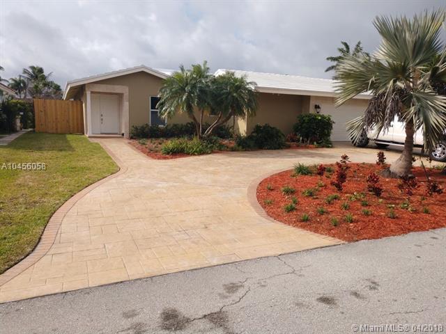 1448 NE 55th St, Fort Lauderdale, FL 33334 (MLS #A10456058) :: Stanley Rosen Group