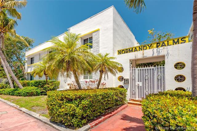 6941 Bay Dr 4A, Miami Beach, FL 33141 (MLS #A10456114) :: Green Realty Properties