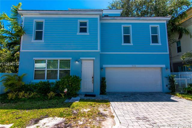 513 SW 5th Ave, Fort Lauderdale, FL 33315 (MLS #A10456242) :: The Teri Arbogast Team at Keller Williams Partners SW