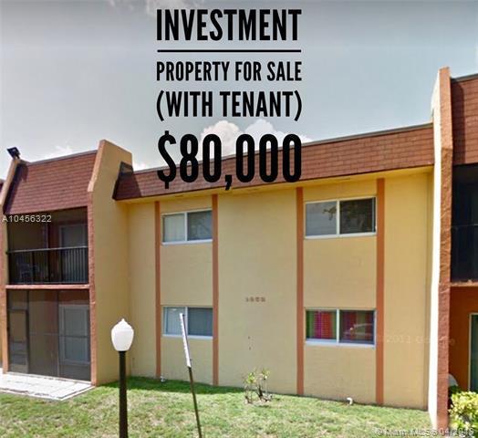 2852 NW 55th Ave 1D, Lauderhill, FL 33313 (MLS #A10456322) :: Stanley Rosen Group