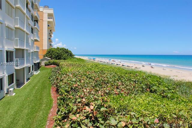 10980 Ocean S Dr #213, Fort Pierce, FL 34950 (MLS #A10456353) :: Stanley Rosen Group