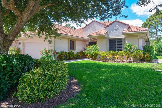 3412 SE Putnam Court, Stuart, FL 34997 (MLS #A10457001) :: Green Realty Properties
