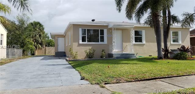 430 W 27th St, Riviera Beach, FL 33404 (MLS #A10457362) :: Stanley Rosen Group