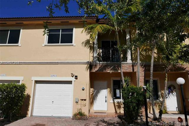 22923 SW 112th Ct #22923, Miami, FL 33170 (MLS #A10457368) :: Carole Smith Real Estate Team