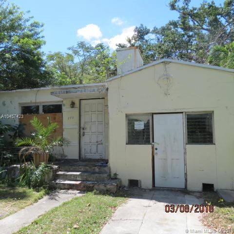 270 SW 29th Rd, Miami, FL 33129 (MLS #A10457423) :: Green Realty Properties