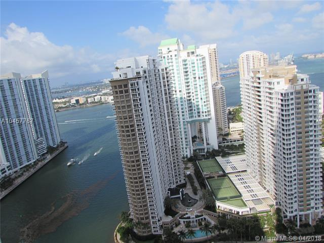 495 Brickell Ave #3708, Miami, FL 33131 (MLS #A10457767) :: Stanley Rosen Group