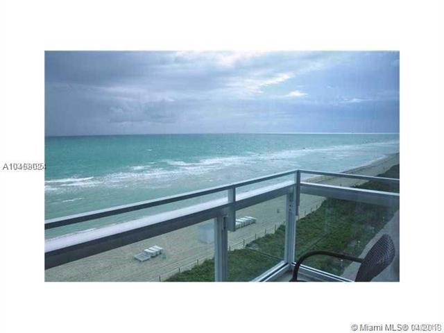 6801 Collins Ave #722, Miami Beach, FL 33141 (MLS #A10458024) :: The Riley Smith Group