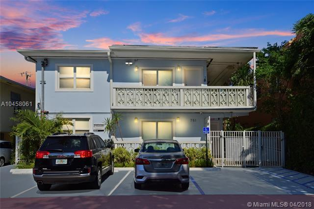 751 Meridian Ave, Miami Beach, FL 33139 (MLS #A10458061) :: The Riley Smith Group