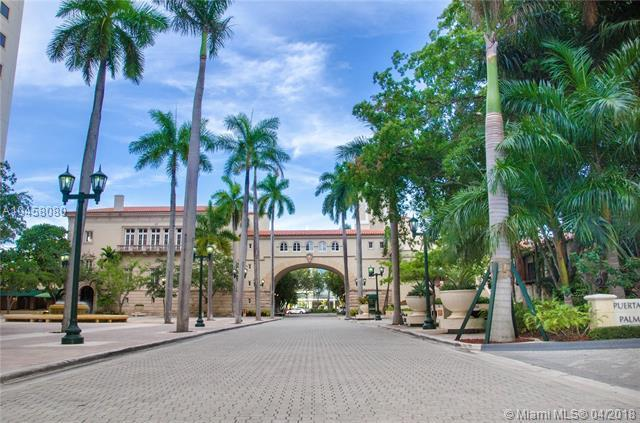 888 Douglas Rd #1110, Coral Gables, FL 33134 (MLS #A10458080) :: The Riley Smith Group