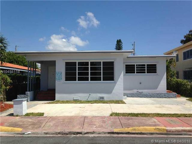 903 80th St, Miami Beach, FL 33141 (MLS #A10458118) :: Stanley Rosen Group