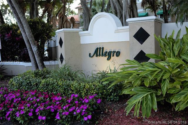 1477 NW 126th Way #1477, Sunrise, FL 33323 (MLS #A10458139) :: Green Realty Properties