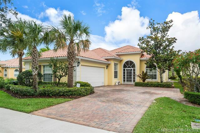 5115 Magnolia Bay Circle, Palm Beach Gardens, FL 33418 (MLS #A10458181) :: The Teri Arbogast Team at Keller Williams Partners SW