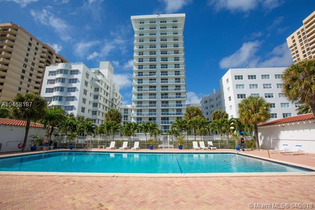 2457 Collins Ave #402, Miami Beach, FL 33140 (MLS #A10458187) :: The Riley Smith Group