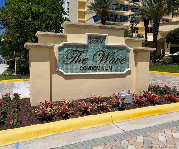 2501 S Ocean Dr #1001, Hollywood, FL 33019 (MLS #A10458457) :: Stanley Rosen Group