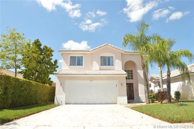 20831 NW 18th St, Pembroke Pines, FL 33029 (MLS #A10458460) :: Green Realty Properties