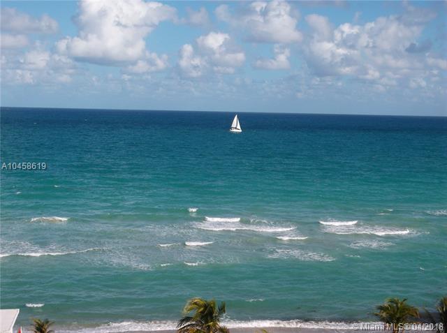 2030 S Ocean Dr #427, Hallandale, FL 33009 (MLS #A10458619) :: Stanley Rosen Group