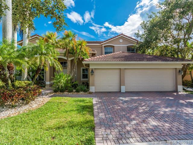 1017 Waterside Cir, Weston, FL 33327 (MLS #A10458625) :: Stanley Rosen Group