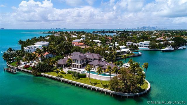 400 S Mashta, Key Biscayne, FL 33149 (MLS #A10458857) :: Prestige Realty Group