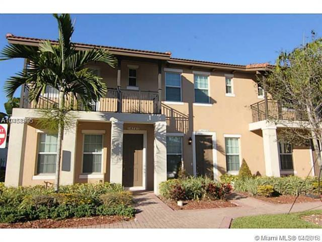14741 SW 11TH ST #14741, Pembroke Pines, FL 33027 (MLS #A10458905) :: Stanley Rosen Group